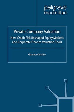 Oricchio, Gianluca - Private Company Valuation, ebook