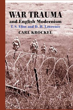 Krockel, Carl - War Trauma and English Modernism, e-bok