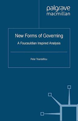 Triantafillou, Peter - New Forms of Governing, ebook