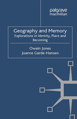 Garde-Hansen, Joanne - Geography and Memory, ebook