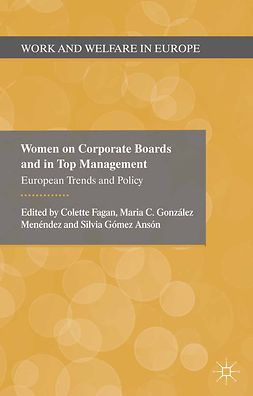 Ansón, Silvia - Women on Corporate Boards and in Top Management, e-kirja
