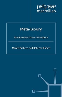 Ricca, Manfredi - Meta-Luxury, ebook