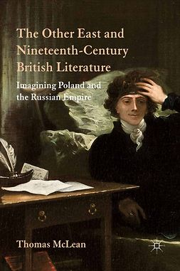 McLean, Thomas - The Other East and Nineteenth-Century British Literature, e-kirja