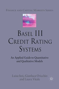 Izzi, Luisa - Basel III Credit Rating Systems, ebook