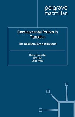Fine, Ben - Developmental Politics in Transition, ebook