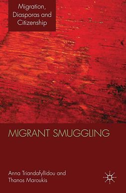Maroukis, Thanos - Migrant Smuggling, ebook