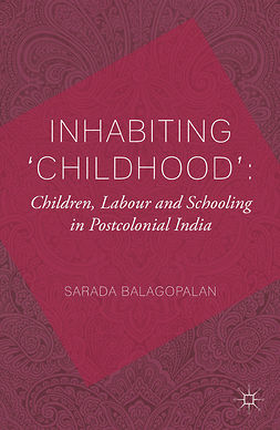 Balagopalan, Sarada - Inhabiting 'Childhood', ebook