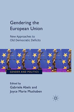 Abels, Gabriele - Gendering the European Union, e-bok