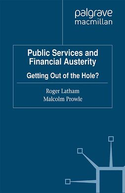 Latham, Roger - Public Services and Financial Austerity, ebook