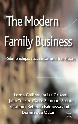 Collins, Lorna - The Modern Family Business, ebook