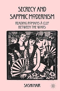 Nair, Sashi - Secrecy and Sapphic Modernism, ebook