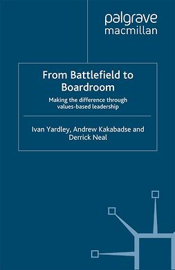 Kakabadse, Andrew - From Battlefield to Boardroom, ebook