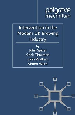 Spicer, John - Intervention in the Modern UK Brewing Industry, ebook