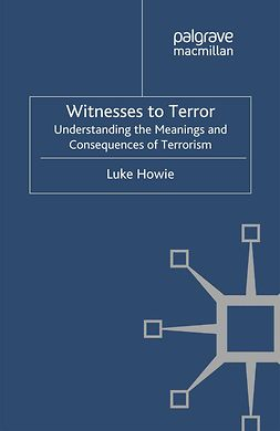 Howie, Luke - Witnesses to Terror, ebook