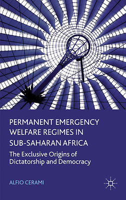 Cerami, Alfio - Permanent Emergency Welfare Regimes in Sub-Saharan Africa, ebook