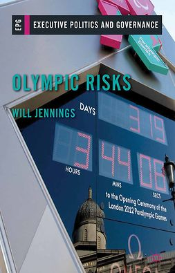 Jennings, Will - Olympic Risks, ebook