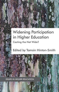 Hinton-Smith, Tamsin - Widening Participation in Higher Education, ebook