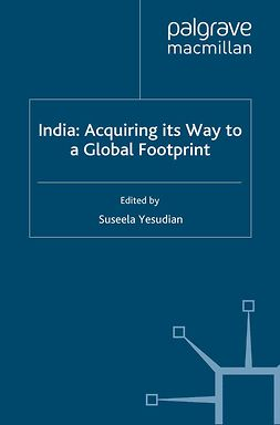 Yesudian, Suseela - India: Acquiring its Way to a Global Footprint, ebook