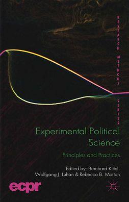 Kittel, Bernhard - Experimental Political Science, e-kirja