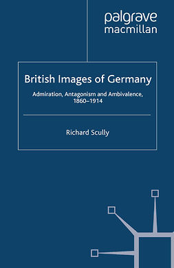Scully, Richard - British Images of Germany, e-bok