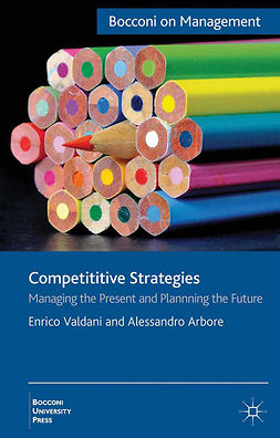 Arbore, Alessandro - Competitive Strategies, e-bok