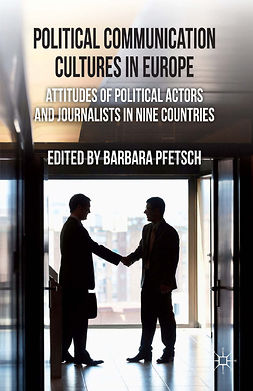 Pfetsch, Barbara - Political Communication Cultures in Europe, ebook