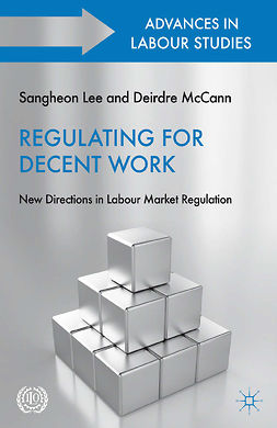 Lee, Sangheon - Regulating for Decent Work, ebook