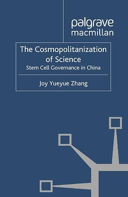 Zhang, Joy Yueyue - The Cosmopolitanization of Science, ebook