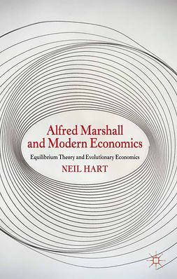 Hart, Neil - Alfred Marshall and Modern Economics, e-bok