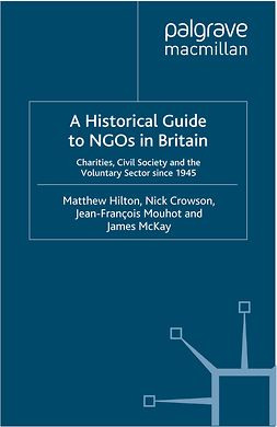 Crowson, Nick - A Historical Guide to NGOs in Britain, ebook