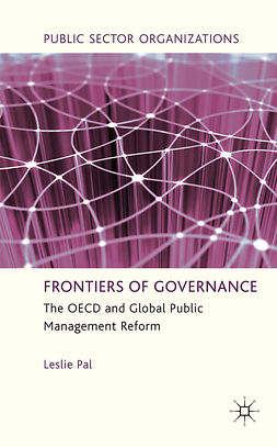 Pal, Leslie A. - Frontiers of Governance, ebook
