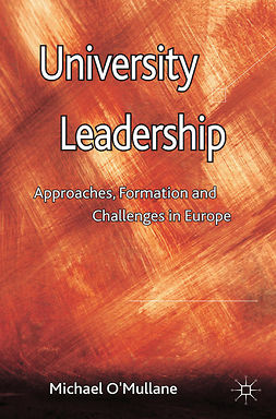 O'Mullane, Michael - University Leadership, ebook