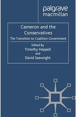 Heppell, Timothy - Cameron and the Conservatives, ebook