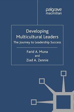 Muna, Farid A. - Developing Multicultural Leaders, e-kirja