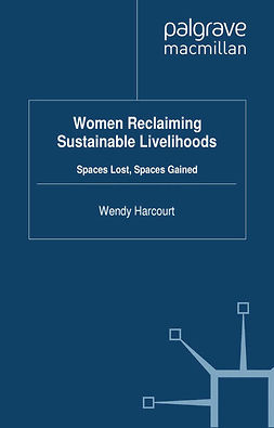 Harcourt, Wendy - Women Reclaiming Sustainable Livelihoods, ebook