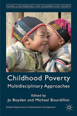 Bourdillon, Michael - Childhood Poverty, e-bok