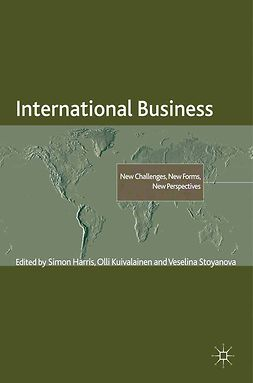 Harris, Simon - International Business, ebook