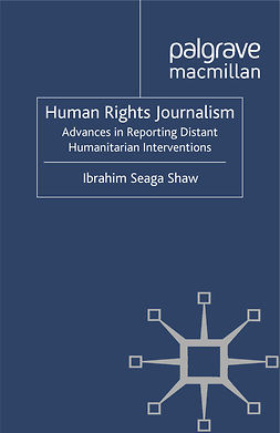 Shaw, Ibrahim Seaga - Human Rights Journalism, ebook