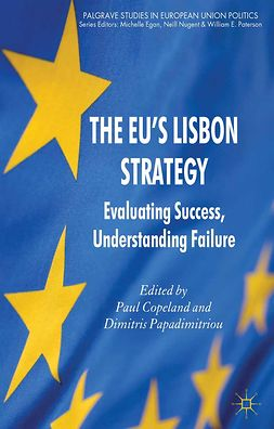 Copeland, Paul - The EU's Lisbon Strategy, ebook