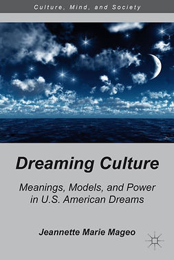 Mageo, Jeannette Marie - Dreaming Culture, ebook