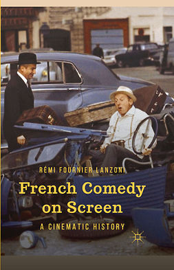 Lanzoni, Rémi Fournier - French Comedy on Screen, e-bok