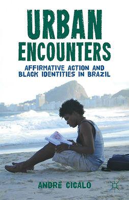 Cicalo, André - Urban Encounters, ebook