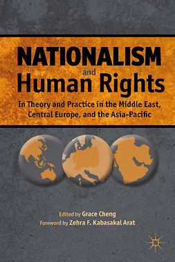 Cheng, Grace - Nationalism and Human Rights, e-bok