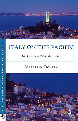 Fichera, Sebastian - Italy on the Pacific, ebook