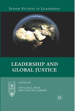 Hicks, Douglas A. - Leadership and Global Justice, e-kirja