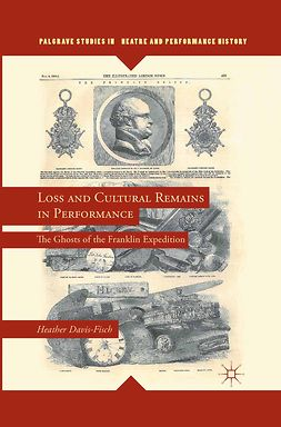Davis-Fisch, Heather - Loss and Cultural Remains in Performance, e-kirja