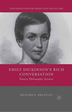 Brantley, Richard E. - Emily Dickinson's Rich Conversation, ebook