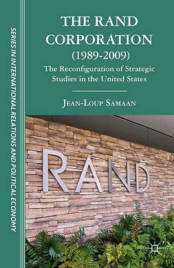 Samaan, Jean-Loup - The RAND Corporation (1989–2009), ebook