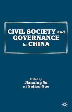 Guo, Sujian - Civil Society and Governance in China, e-bok