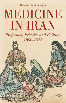 Ebrahimnejad, Hormoz - Medicine in Iran, ebook